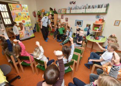 Školení Bezpečnostní průprava dětí předškolního věku _1