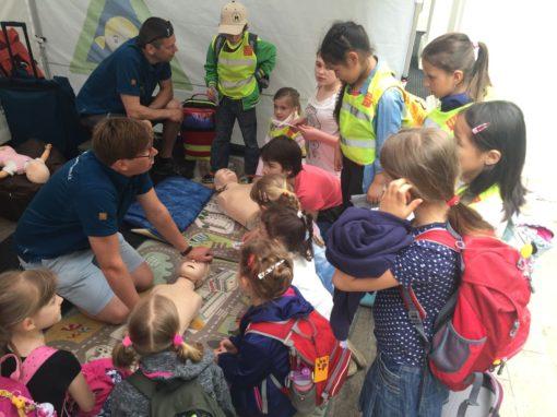 Den dětí na Žofíně